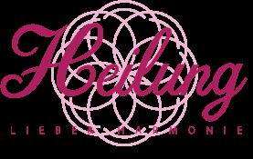 Heilung Liebe Harmonie Logo